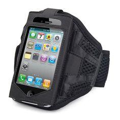 Brazalete Funda para iPhone 3G 4 4S iPod Armband Case Cinta Brazo Deporte 871b
