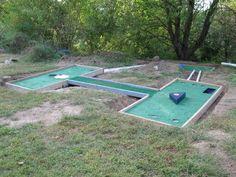 Another miniature golf idea