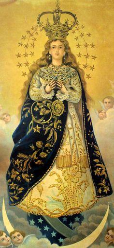 Nuestra Señora de los Milagros de Caacupé