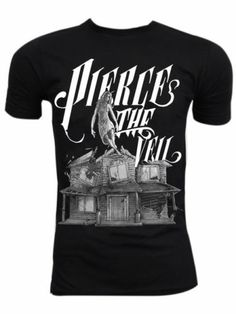 NWT Pierce The Veil King For a Day Mike Vic Gray T-Shirt Retro VTG Adult