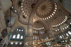 Blue Mosque (Sultanahmet Mosque) - Blue Mosque