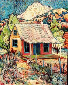 Sally Bartos, New Mexico Artist