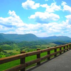 View of the Valley in Southwest part of Virginia!! Simply Beautiful!