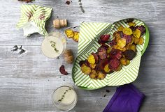 5 Creative Ways To Make Your Own Healthy Veggie Chips