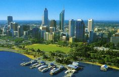 Perth, Australia - Perth is the capital of Western Australia and sports a population of over 1,800,000 people. Be sure to check out Kings Park, which is the largest inner city park in the world.