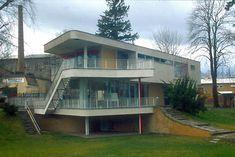 Schminke House. Lobau, Germany