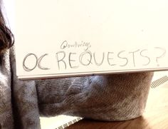 ? Human only please ! @owllwings