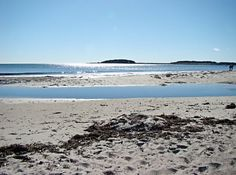 Crescent Beach State Park, Maine