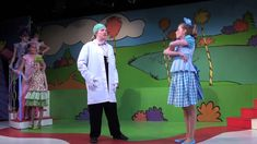 Seussical Jr. @ North Coast Repertory Theatre