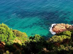 Costa Brava in Spain.  One of my all time favorite beaches