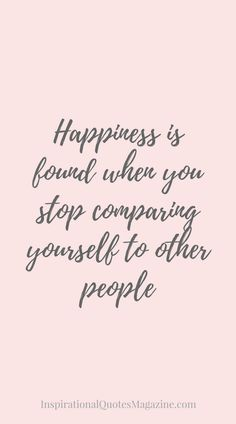 Inspirational Quote about Life and Happiness - Visit us at InspirationalQuot. for the best inspirational quotes! Best Inspirational Quotes, Inspiring Quotes About Life, Great Quotes, Quotes To Live By, Motivational Quotes, The Words, Lds Quotes, Qoutes, Girly Quotes