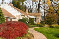Home landscaping - simple home improvements that add value you to your home.