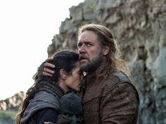 F.G. Saraiva: Russell Crowe e diretor de 'Noé': Papa Francisco c...