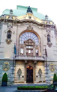 In Karadjorxjeva street Beautiful World, Beautiful Places, Belgrade Serbia, Novi Sad, Serbian, Landscape Illustration, Eastern Europe, Capital City, Art And Architecture