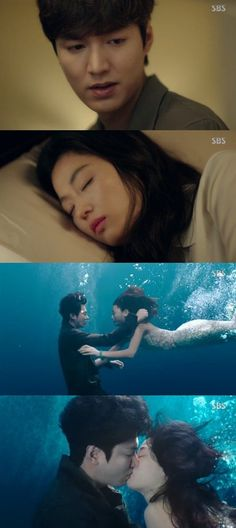 """The Legend of the Blue Sea"" falls from 16.4% to 15.1% @ HanCinema :: The Korean Movie and Drama Database"