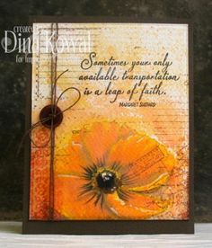 MIX52 - Leap of Faith by dini - Cards and Paper Crafts at Splitcoaststampers