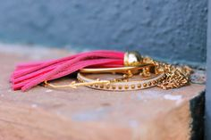 #tassel necklace