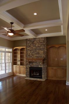 38 Best Wood And Coffered Ceilings Images House Design