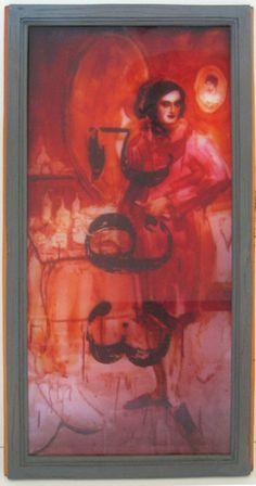 Elizabeth Peyton, 593 Napoleon After His Bath (The Wrong Gallery), 1991-2006, Joseph K. Levene Fine Art, Ltd.
