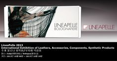 LineaPelle 2013 International Exhibition of Leathers, Accessories, Components, Synthetic Products 추계 볼로냐 피혁원/부자재 박람회