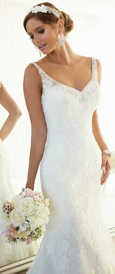 Essense of Australia Spring 2015 |  pronoviasweddingdress.com