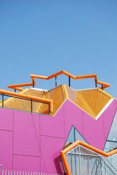 Youth Center, Fair Grounds, Architecture, Fun, Travel, Arquitetura, Viajes, Destinations, Traveling