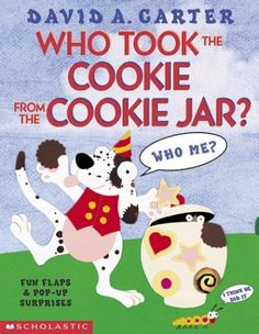 Who Stole The Cookie From The Cookie Jar Book Adorable Sing And Read Who Took The Cookie From The Cookie Jar Ebook Design Decoration