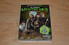 R.L.Stine's: The Haunting Hour Don't Think About It (DVD) BRAND NEW