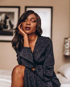 #mossonyi #makeupforblackwomen #womenofcolor #blackbeauty #darkskinbeauty #blackwomen What Should I Wear Today, Dior Saddle Bag, Acquired Taste, Dark Skin Beauty, Be True To Yourself, New Trends, Nars, Black Women, Makeup