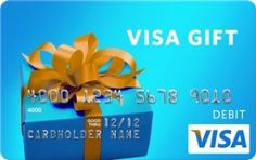 Giveaway: Enter to win a $200 Visa Gift Card!