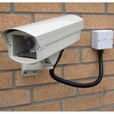Professional Outdoor Replica CCTV  Camera