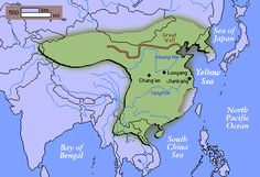 A Concise History of China, Chapter 3 The Han Dynasty, China Map, Historical Maps, Square Photos, Flash Photography, Antique Maps, Cartography, Taking Pictures, Ancient History