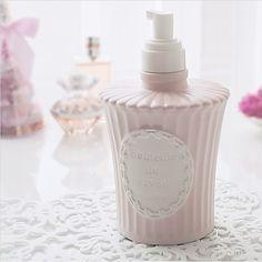 ボトル・デ・サボン 泡ディスペンサー(ピンク)