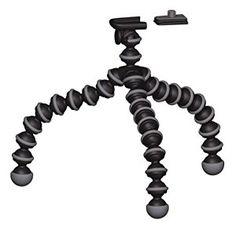 Amazon.com : JOBY GorillaPod Original - Lightweight, Flexible Tripod For Point & Shoot Cameras : Camera & Photo