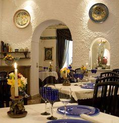 Amalfi Coast Restaurant La Caravella since 1959 in Amalfi   Amalfi Coast Wines shop Ceramics Wine Cellar