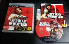 Red Dead Redemption Sony PlayStation 3 -  PS3  FREE Postage