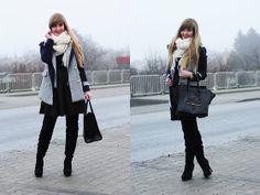 Coat, Skirt