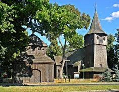 Koło domu: Drewniany kościół w Chlastawie