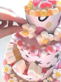 TRUE COLORS SCRAPBOOK Marshmallow Cake, True Colors, Biscotti, Fondant, Candy, Breakfast, Sweet, Scrapbook, Food