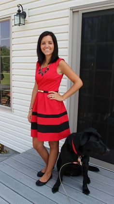 Red and Black