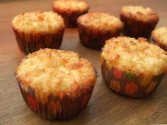 Delícia: Queijadinha (ou cocadinha) - 4 ingredientes - Amando Cozinhar - Receitas, dicas de culinária, decoração e muito mais!