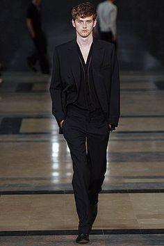 Hermès Spring 2007 Menswear Fashion Show