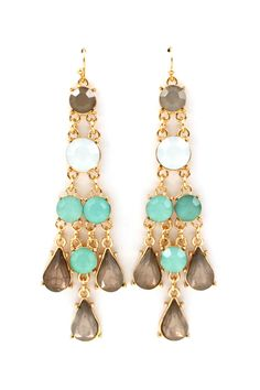 Chocolaty Sabine Earrings | Emma Stine Jewelry Earrings