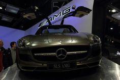 Salón del Autómovil - BsAs -2013 Mercedes Benz SLS AMG 2013 www.56studio.com