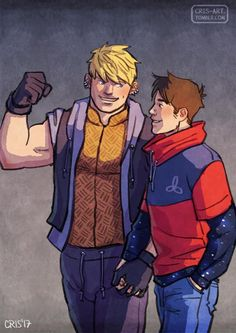 Dc Comics Heroes, Marvel Comics, Wiccan Marvel, Marvel Couples, Anime Guys Shirtless, Young Avengers, Marvel Fan Art, Cute Gay Couples, Gay Art