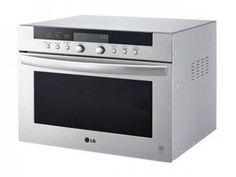 bbcdbfd0c Forno Elétrico com Micro-ondas Multifuncional - LG Solar DOM 5 em 1 38  litros