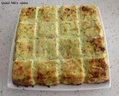 Gâteau de riz à la courgette et au saumon Experiment, Penne, Quiche, Entrees, Breakfast, Food, Hui, Biscuit, Cooker Recipes