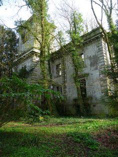 Gellideg House, Llandyfaelog, Carmarthenshire, Wales