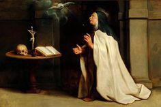 Las sorprendentes y cariñosas cartas que escribía Santa Teresa a sus amigos - Aleteia
