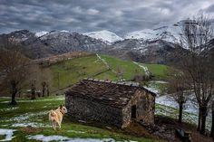 Pura belleza en las montañas del Miera #Cantabria #Spain